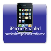 Download Free iPhone Application for Finding Homes in Maryland and Enter Code 4517